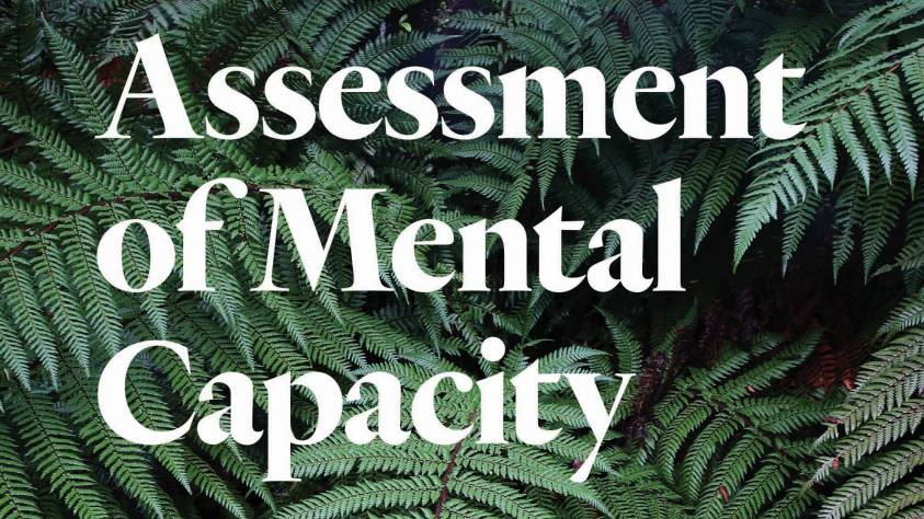 Assessing client mental capacity